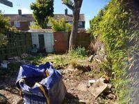 Looking for tidy up garden jobs & gardener work wanted