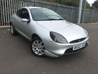 2002*FORD PUMA 1.7 PETROL*7 MONTHS MOT*LOW MILES*2 OWNERS