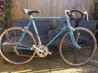 RALEIGH ARENA GT 1980'S CLASSIC-RESTORED