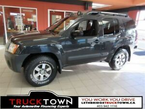 2013 Nissan Xterra PRO 4X-NAVIGATION-BACKUP CAMERA