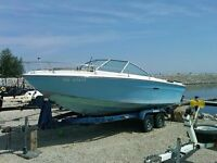 SEARAY 195 GREAT COTTAGE BOAT