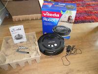 Vileda Cleaning Robot Robotic Vacuum Cleaner