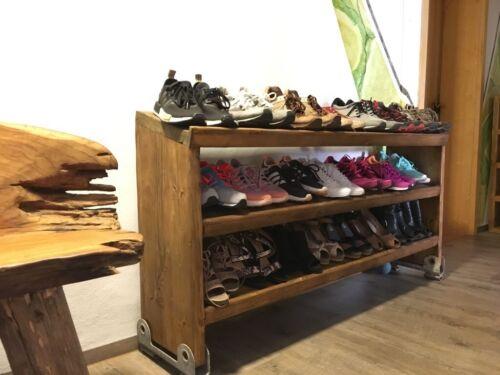schuhregal sneakers ger stbohlen antik vintage regal raumteiler in sachsen stollberg ebay. Black Bedroom Furniture Sets. Home Design Ideas