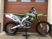 2011 Kxf450 Efi
