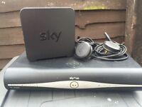 Sky box plus wireless modem