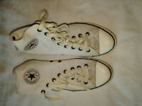 MENS - CONVERSE HIGH TOP WHITE