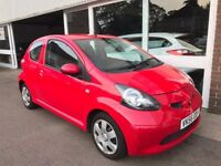 Toyota Aygo 1.0 VVT-i - WARRANTED MILEAGE,ROAD TAX 20