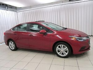 2017 Chevrolet Cruze FEAST YOUR EYES ON THIS BEAUTY!! LT TRUE NO
