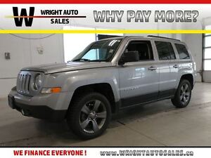 2015 Jeep Patriot | LEATHER| SUNROOF| HEATED SEATS