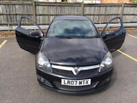 2007 Vauxhall Astra SXI 1.6 Petrol 3DR COUPE Low Miles 54000 New MOT Drives Like New Recent Service