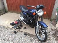 Yamaha xj 550 spares or repairs