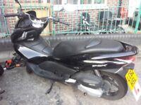 Hone PCX 125cc Black 2012 13k Milage
