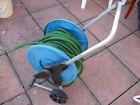 Hose Reel Wind Up - For Garden