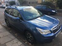 SUBARU FORESTER PREMIUM 2014 2.5 BOXER 180 HP I-SIGHT AUTO 4X4 LEATHER SEATS PANORAMIC ROOF
