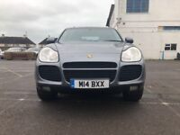 Porschce Cayenne Turbo with lots of extras 80,000 miles full service history £9995