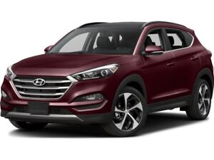 2017 Hyundai Tucson Limited GREAT CONDITION & ACCIDENT FREE