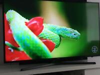 "Samsung 50"" 4K ULTRA HD HDR SMART LED"