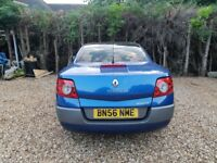 Megane hard top convertible panoranic glass roof