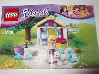 LEGO FRIENDS LAMB41029