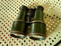 Last price ! Vintage binocular , probably from beginning of last century and free 7x50 binocular