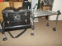 PRESTON IN NOVATIONS X3 ON BOX FISHING SEAT BOX