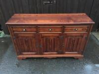 Oak Sideboard ( Can Deliver )