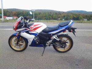 2009 Honda CB125