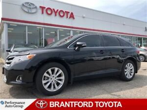 2016 Toyota Venza Off Lease, FWD, Only 44214 Km's, BU Camera