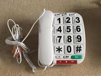 Opticom B300 Corded Telephone
