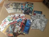 Approx 160 comic books great condition