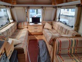 2002 4 Berth Sterling Moonstone Caravan CARDIFF