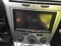 Alpine IXA-W407BT double din digital media station - Design for iPod / iPhone