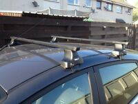 Thule Roof Bar System for Ford Fiesta 5 door 09 on.