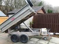 Tipper trailer