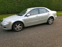 MAZDA 6 TS * 5 DOORS HATCHBACK ***METALLIC PAINT***Ideal Economical , LOw Insurance