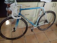 Retro 80s Bob Jackson Road Bike,Campag Spec..Superb Con..531,