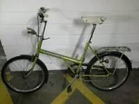 Raleigh vintage bike,bicycle