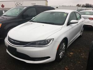 2016 Chrysler 200 LX! 19990.00 PLUS HST ONLY
