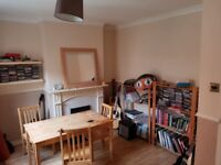Double bed available to share in 2 bedroom house