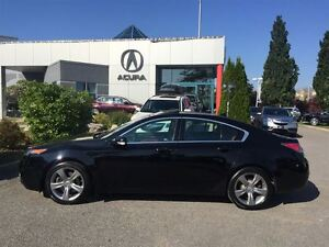 2012 Acura TL SH-AWD ACURA CERTIFIED PROG FULL 7 YEARS 130K