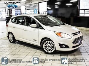 2013 Ford C-Max Energi SEL, Navigation, Leather package