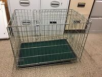 DOG CRATE FOR MEDIUM SIZE DOG