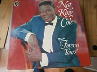 Nat King Cole vinyl box set