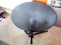 Sky satellite dish mk4
