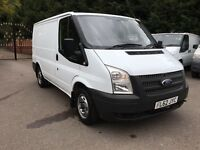 Ford transit swb 2012 62 bluetooth electric windows plylined full service history