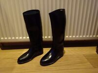 Aigle Horse Riding Boots Child's UK size 2 Used but well maintained and good clean condition.