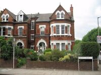 Fantastic 2 bed garden flat on Trinity Road up for grabs!