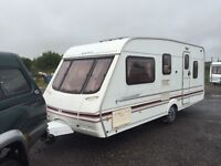 Swift Challenger 2002 five berth motor mover full awning immaculate condition inside and out