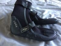 Ripcurl Core Wetsuit Boots Uk size 9
