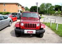2013 Jeep WRANGLER UNLIMITED Sahara Certified &a